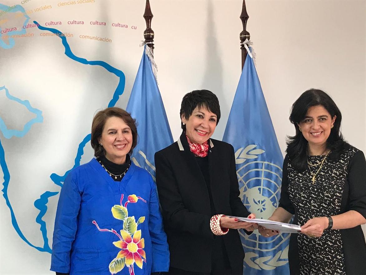 Convenio UNESCO