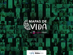 """FIDAL brinda apoyo psicológico a maestros y jóvenes a través de """"Mapas de vida"""""""