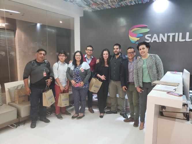 Viaje de finalistas a México