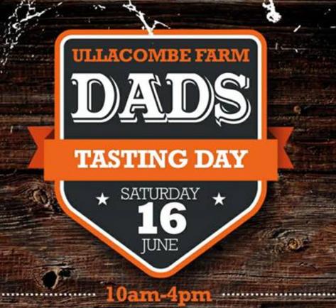 Fathers Day @ Ullacombe Farm