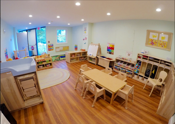 QI SCHOOL toddler room