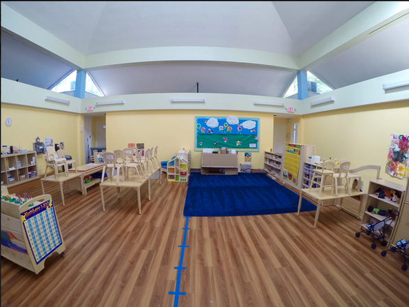 QI SCHOOL preschool room