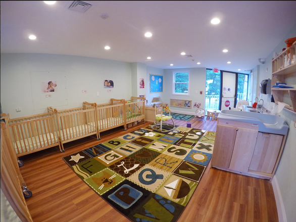 QI SCHOOL infant room