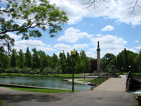 Allegheny Commons Master Action Plan