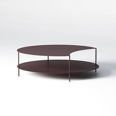 Eclipse 110 outdoor round low table