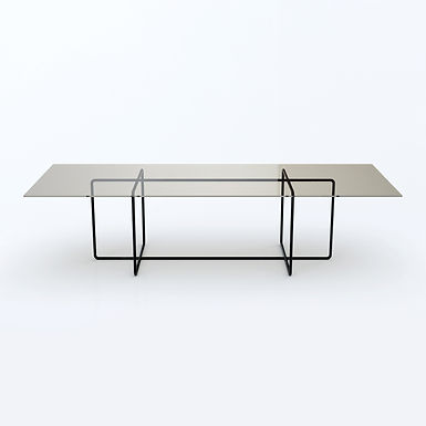 002.09 XP 240 crystal dining table