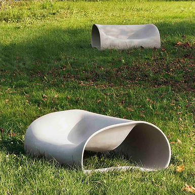 Soft Pill - outdoor lounge chair