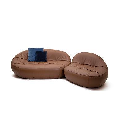 Plumpstones 200|130 - Leather