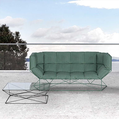 FoxHole 200 outdoor - Sunbrella upholstery