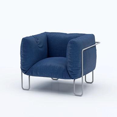 Fargo Soft 80 blue velvet