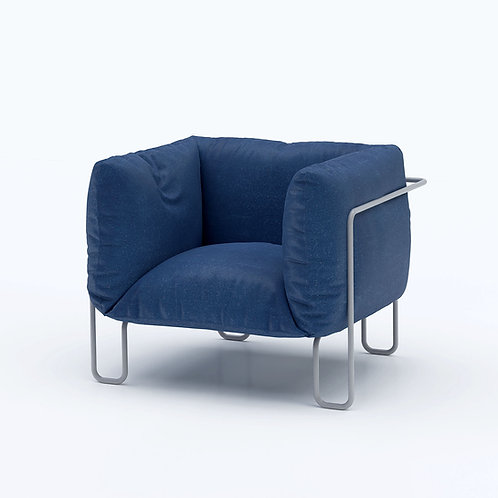 Fargo Soft 80 blue velvet