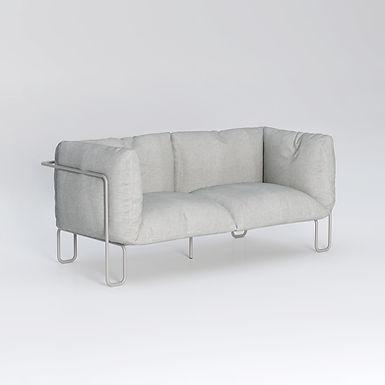 Fargo Soft 150 - 100% Linen indoor couch