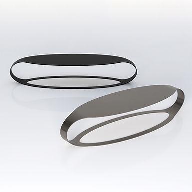 ORA L elliptic low table