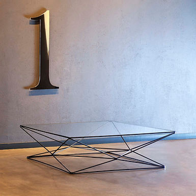 FoxHole 100 square low table