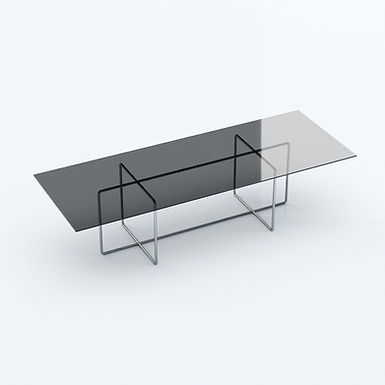 002.09 XP crystal dining table