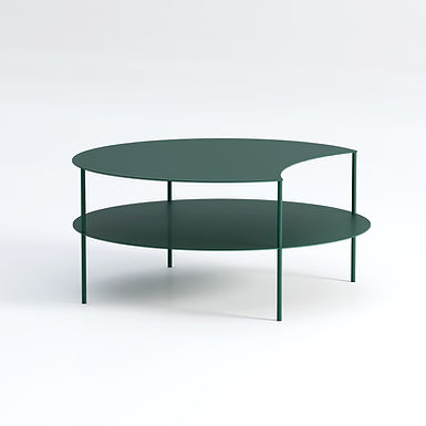 Eclipse 80 round side table