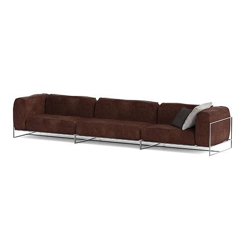Kepler 22 3 seater sofa