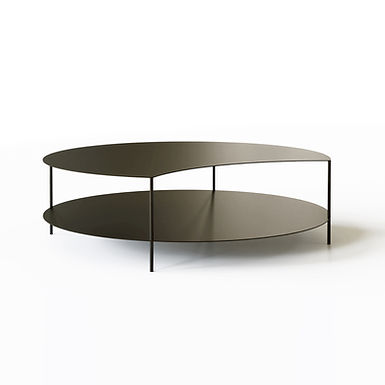 Eclipse 110 round low table