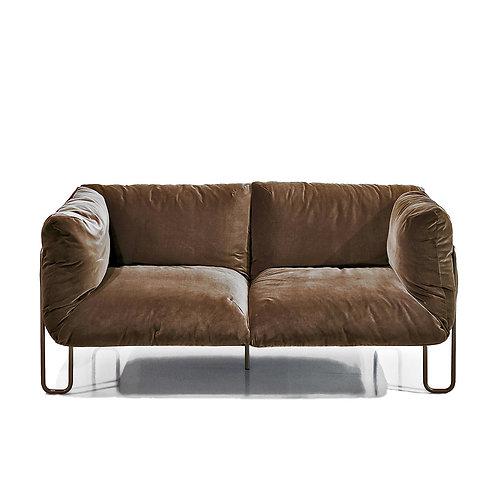 Fargo Soft 150 brown velvet