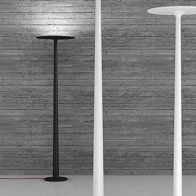 THX 1138s black floor lamp