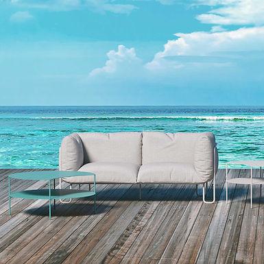 Fargo Soft 150 outdoor - Sunbrella upholstery