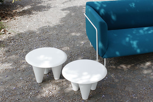 TDV 40 round side table