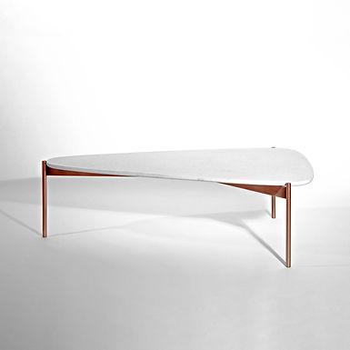 PTYX 120 triangular low table