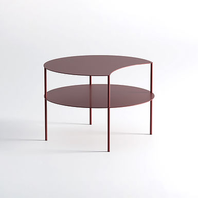 Eclipse 60 round side table