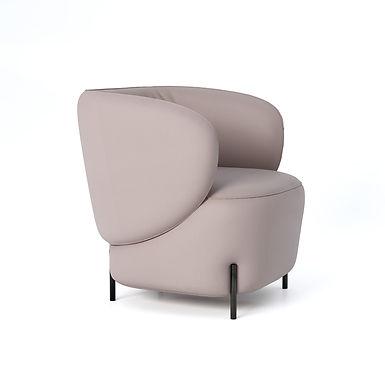 LaBimba leather armchair