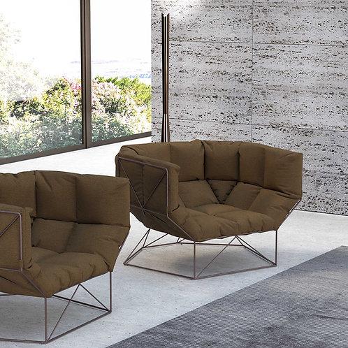 foxHole 120 leather interior