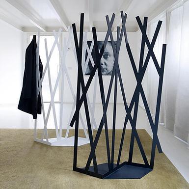 Forrest - partition clothes hanger