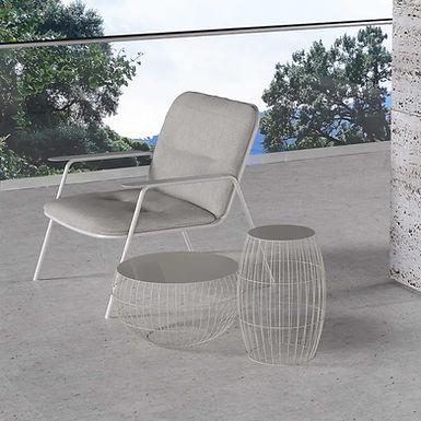IO 50/26 outdoor round tables