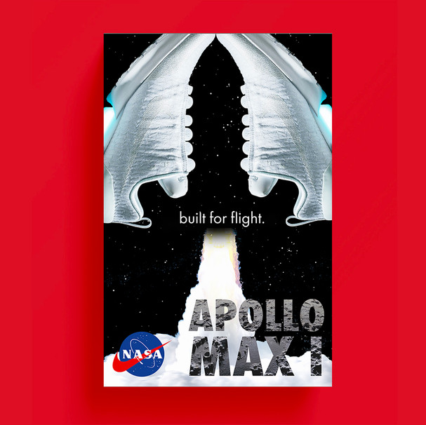 NIKE X NASA