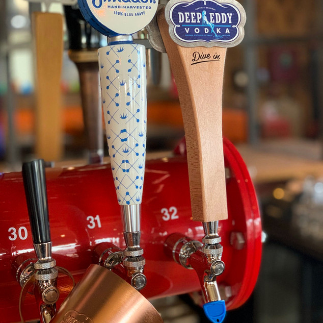 Your Favorites On Tap!