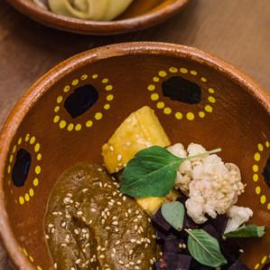 Los criollos glotones: mecenas de la cocina mexicana