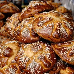 ¿Cuál es la auténtica receta de pan de muerto?