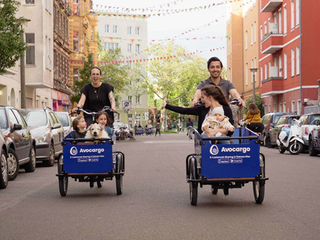 Why cargo bike-sharing is the true mobility revolution
