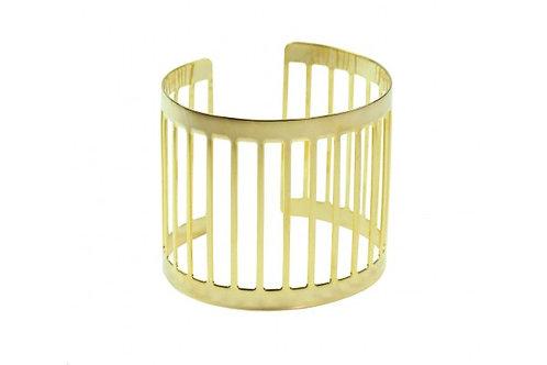 Bracelete Coliseu - Dourado