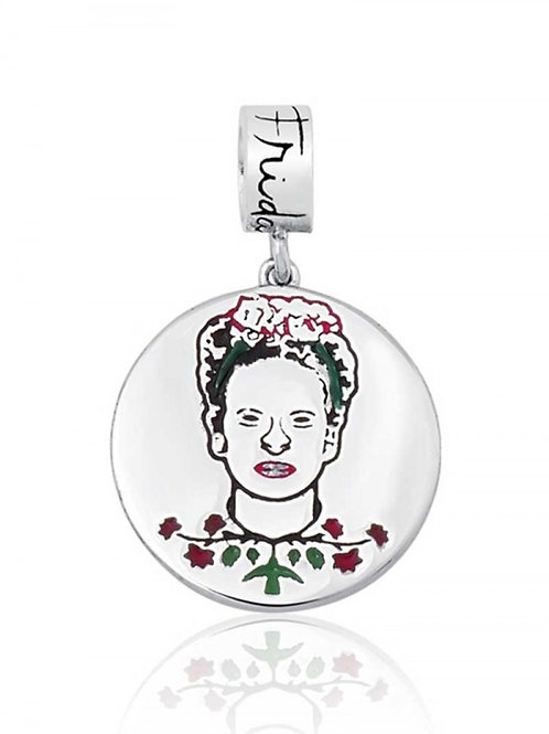 Charm Frida Medalha