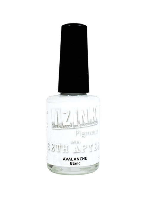 iZink Pigment with Seth Apter -Avalanche