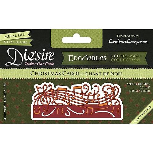 Die'sire Edge'ables Die - Christmas Carol