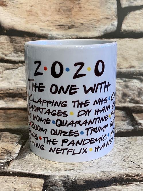2020 'The One With' Mug