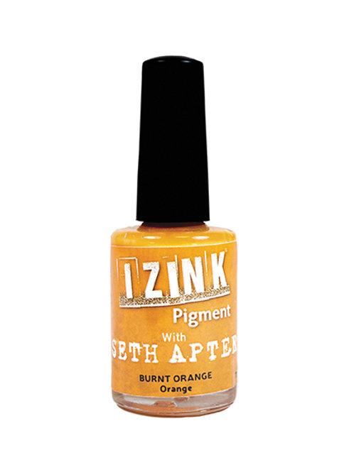 iZink Pigment with Seth Apter - Burnt Orange