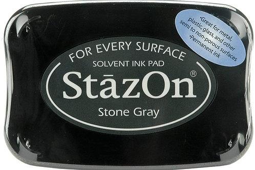 StaZon Ink pad - Stone Grey