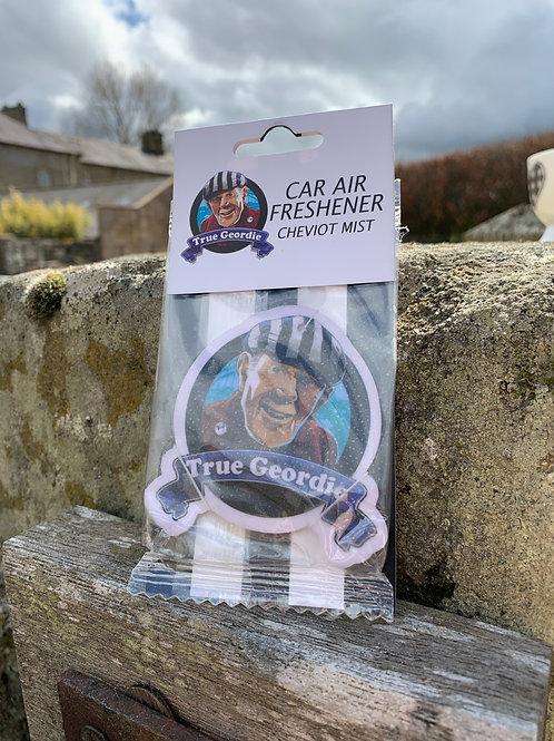 True Geordie Car Air Freshener