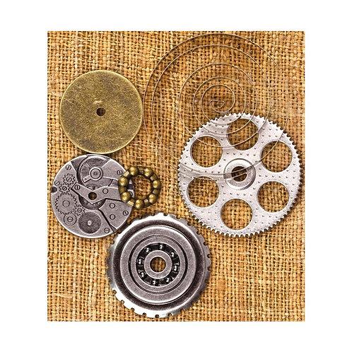 Finnabair Vintage Trinkets - Washers 2