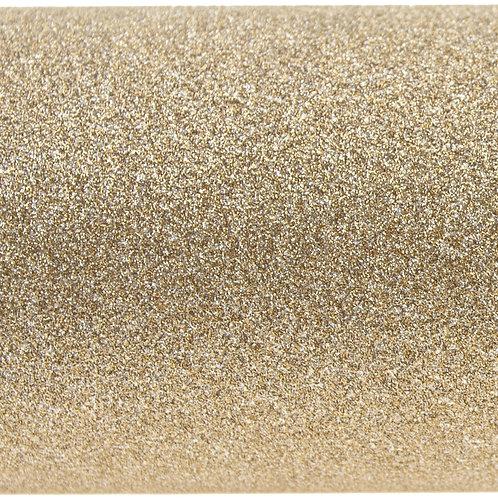 Stargem Glitter Card - Light Gold