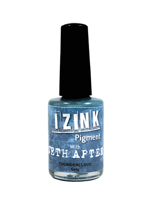 iZink Pigment with Seth Apter -Thundercloud
