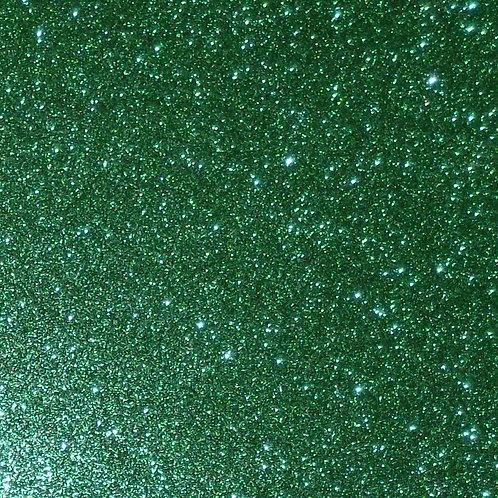 Stargem Glitter Card - Green