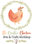 The Creative Chicken Logo
